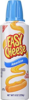 Easy Cheese Cheese Snack Sauce - American - 8.00 Ounces