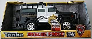 Tonka Rescue Force Sheriff Jeep