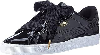 PUMA Kadın Basket Heart Patent Moda Ayakkabı