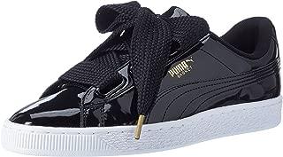 Puma Women's Basket Heart Patent WN's Low-Top Sneakers