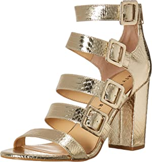 Katy Perry womens The Lizette,Champagne,10