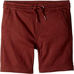 SUPERISM - Daniel Stretch Twill Shorts (Toddler/Little Kids/Big Kids)