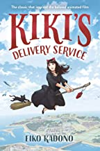 Kikis Delivery Service Book