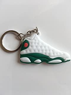 Jordan Retro 13 Ray Allen PE Sneaker Keychain Shoes Keyring AJ 23 OG