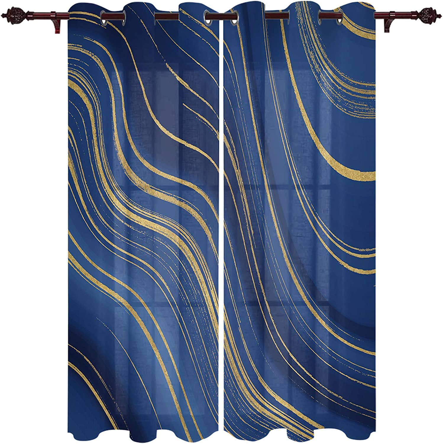 Semi Sheer Curtain Window Treatment Living OFFicial Ro for quality assurance Panels
