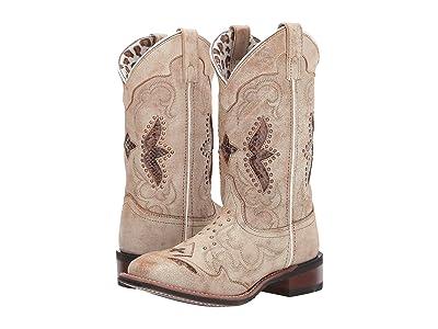 Laredo Spellbound (Off-White) Cowboy Boots