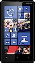 Nokia Lumia 820 RM-824 8GB Unlocked GSM 4G LTE Windows 8 Cell Phone - Black (No Warranty)