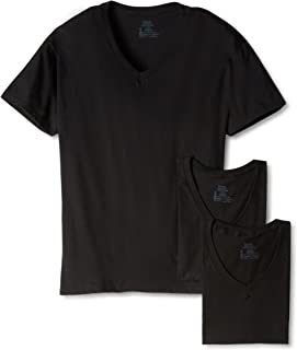 Hanes Ultimate Men's 3-Pack V-Neck Tee
