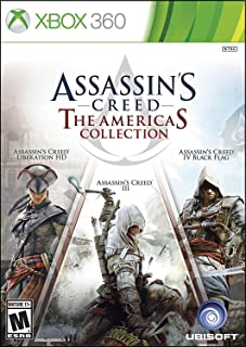 Assassin's Creed - The Americas Collection - Xbox 360