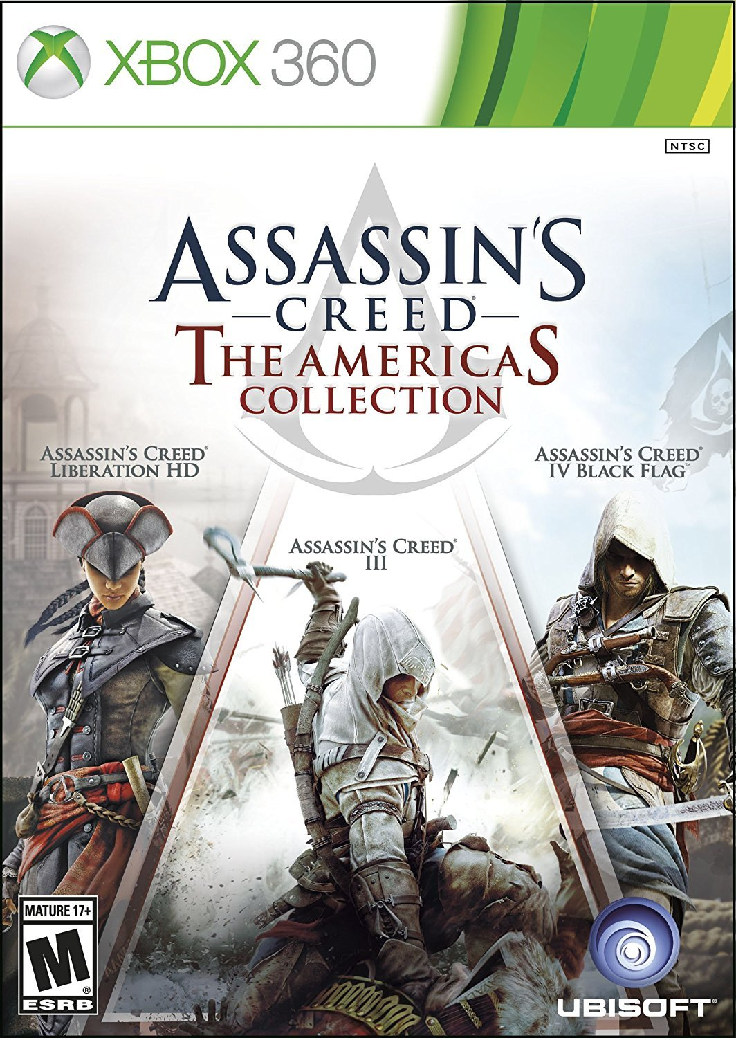 Assassin's Creed: Limited time for wholesale free shipping The Americas Collection Standard - 360 Ed Xbox