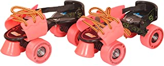 Smartcraft Tenacity Adjustable Roller Skates for Boys & Girls Suitable for 6-14 Years