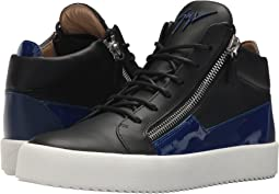 Giuseppe Zanotti May London Birel Mid Top Sneaker