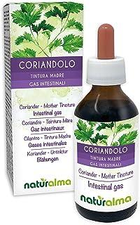 comprar comparacion CILANTRO o CORIANDRO (Coriandrum sativum) frutos Tintura Madre sin alcohol NATURALMA | Extracto líquido gotas 100 ml | Com...