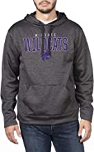 Top of the World NCAA Men's Dark Heathered Foundation Poly Hoodie
