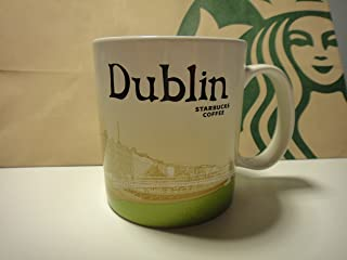 Starbucks 2012 Dublin - Ireland 16oz. Mug Cup Global Icon City Series