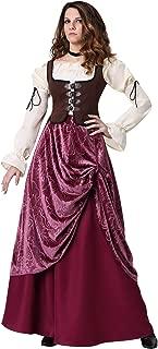 Plus Size Women's Tavern Wench Costume