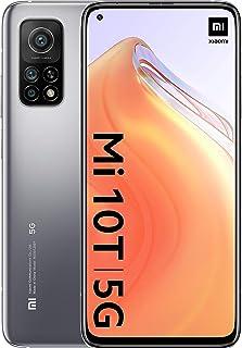 """Celular Xiaomi Mi 10T 128GB 6GB Ram 5G Dual Sim Tela 6,67"""" Câmeras 64MP+13MP+5MP e 20MP - Black"""