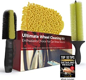 Best wheel cleaning brushes for cars