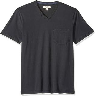 Goodthreads Men's Soft Cotton Short-Sleeve V-Neck Pocket T-Shirt