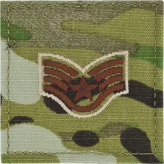 USAF Scorpion OCP Enlisted Rank