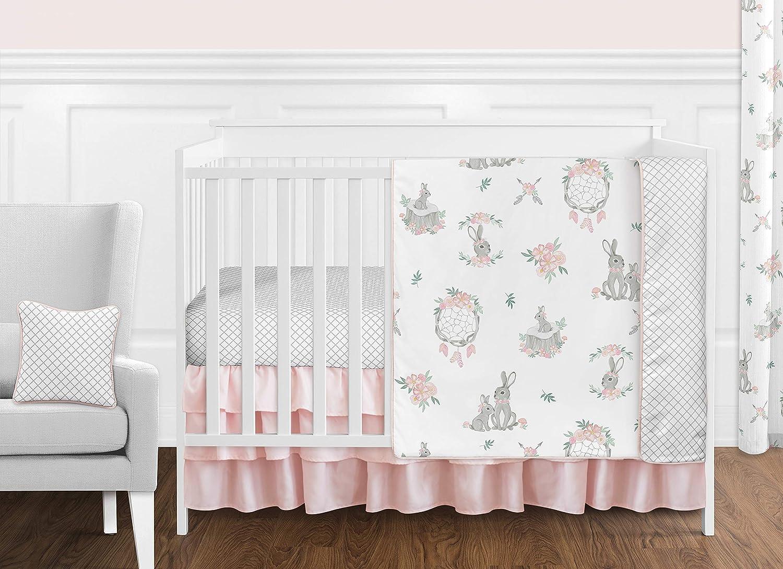 Sweet Jojo Max 45% OFF Designs Blush Pink and Grey Boho Catch Woodland Max 52% OFF Dream