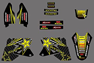 0026 Customized Decals Stickers Graphics for Suzuki DRZ400SM DRZ400 KLX400 DRZ KLX 400 All Year