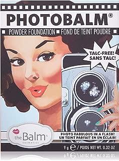 PhotoBalm Powder Foundation - Mid-Medium