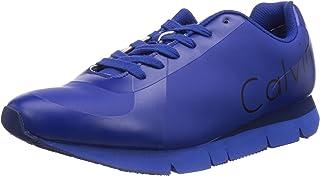 Calvin Klein - Jack Nubuck Smooth/Rubber Spread, Sneaker Basse Uomo