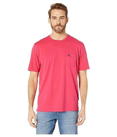 Tommy Bahama New Bali Skyline T-Shirt (Pink Melon) Men