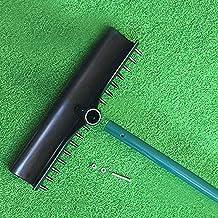 Niveau Gazon, Golf Zand Bunker Hark, Plastic Schacht Aluminium Staaf Zware Bodem Gazon Leveler Tool Roestvrij Staal Gazon ...