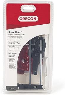 Oregon 23820 Sure Sharp Chainsaw Manual Filing/Sharpening Guide