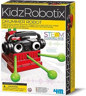 4M 403442 KidzRobotix Drummer Robot