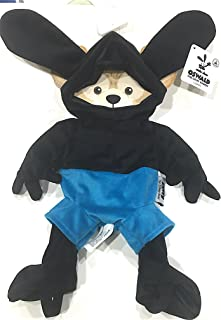 Disney Parks Oswald the Lucky Rabbit Clothes for 17 inch Duffy Bear NEW400009