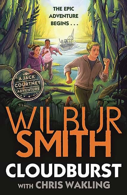 Cloudburst: A Jack Courtney Adventure (English Edition)