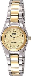 Casio Dress Analog Display Watch For Women LTP-1253SG-9ADF