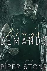 King's Demands: A Dark Mafia Arranged Marriage Romance (Merciless Kings Book 5) Kindle Edition