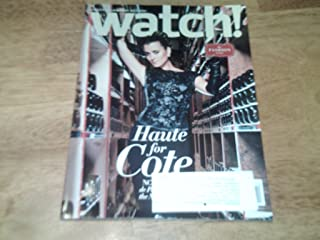 Watch 2012 October - Cote De Pablo Models and Kate Betts : Cover + 12 pages