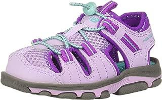 Baby Kid's Adirondack Sandal Sport, Grey/Purple, I6 M US Toddler
