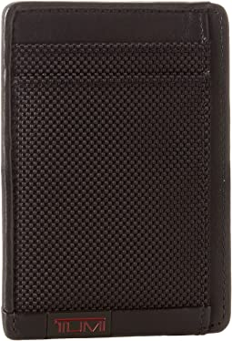 Tumi - Alpha - Money Clip Card Case