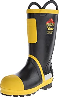 Firefighter Felt Lined Waterproof FR Boot