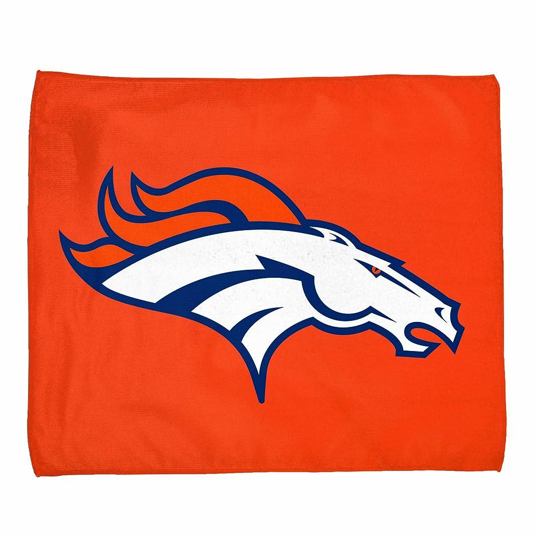 ハチ不合格シーズンNFL Denver Broncos 15-by-18 Rally Towel