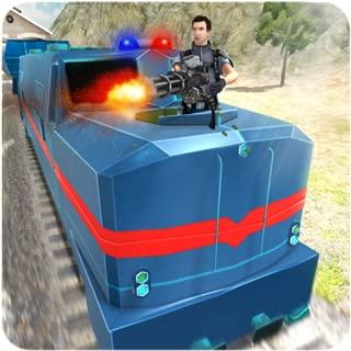 Police Bullet Train Simulator