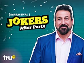 Impractical Jokers After Party Season 1