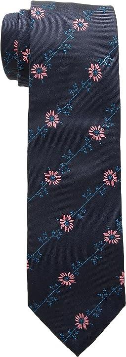 8cm Floral Tie
