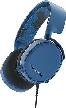 SteelSeries Arctis 3 Over-Ear 3.5mm Wired Gaming Headphones