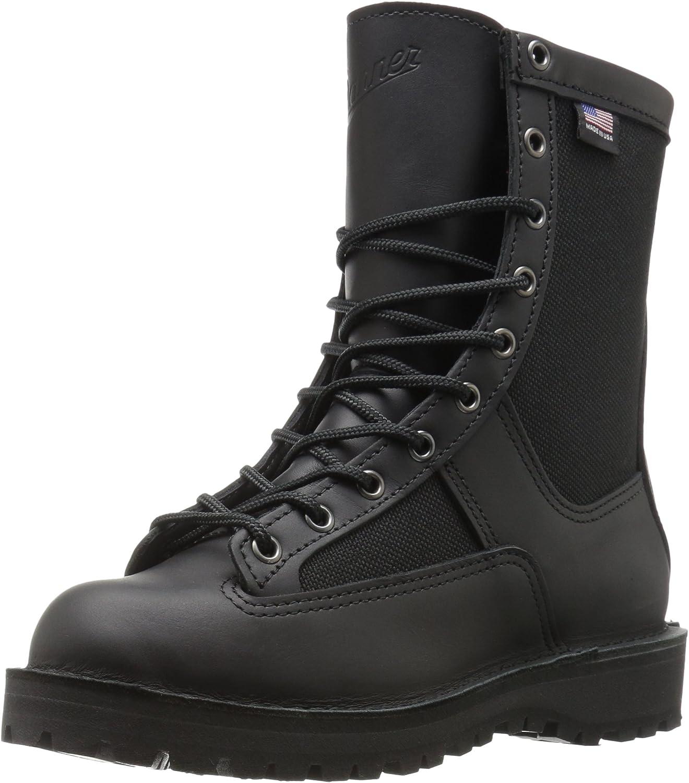 Danner Womens Acadia 8  Black 200g Work Boot