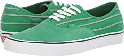 (Sport Stripes) Fern Green/Drizzle