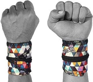 risto leather wrist wraps