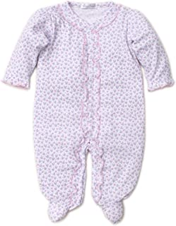 Kissy Kissy Baby-Girls Infant Oodles of Poodles Footie