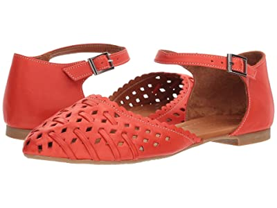 Spring Step Junita (Red) Women